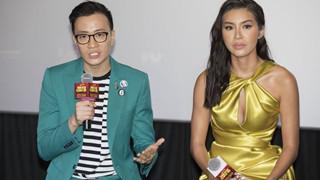 Minh Tú bất ngờ có vai diễn điện ảnh đầu tay với Hoa hậu giang hồ