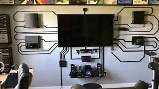 Gắn thiết bị chơi game của bạn lên tường có lợi ích gì?