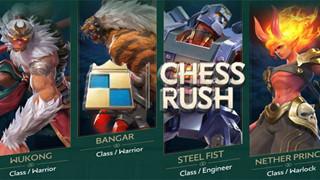 Tiếp nối Magic Chess Bang Bang, Tencent cũng chạy theo ra mắt Chess Rush ngay lập tức