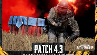 PUBG: Bản Update 4.3 đã có mặt trên Test Server với vũ khí mới DBS Shotgun, tính năng Thông thạo sinh tôn và còn hơn thế nữa
