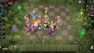Auto Chess Mobile: Hướng dẫn đội hình Beast Warrior Rank Queen dễ ghép cho Tân Thủ