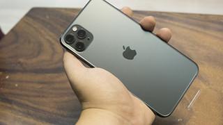 Trên tay nhanh siêu phẩm iPhone 11 Pro Max màu xanh Midnight đặc biệt có mặt đầu tiên tại Việt Nam