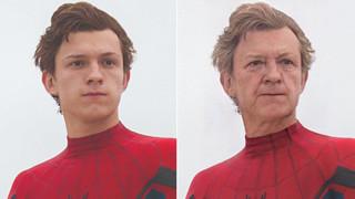 Thú vị với hình ảnh của những siêu anh hùng nhà Marvel sau khi trở nên già đi