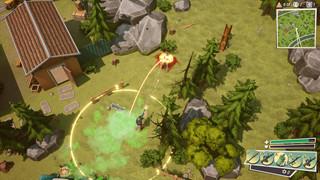 Watchers - Game sinh tồn cho phép người bị hạ vấn có thể tác động lên trận đấu