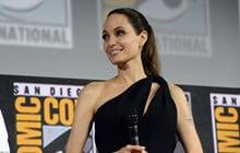 The Eternals: Những bức ảnh phim trường đầu tiên với Angelina Jolie