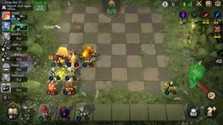 Auto Chess Mobile: Hướng dẫn đội hình Feathered Hunter rank Queen siêu dame bá đạo