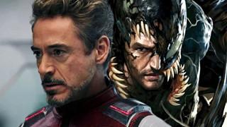 VENOM tái hiện bi kịch của Iron Man trong Avengers: End game vào truyện tranh