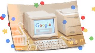 Lịch sử Google với Google Doodle được thông báo kỷ niệm 21 năm ngày  thành lập