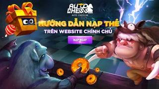 Auto Chess Mobile: Hướng dẫn Nạp Thẻ mua Donut và Battle Pass tại Việt Nam không qua Store