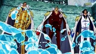 One Piece: Oda hé lộ  Nazu Ketagari là ai? - Nhân vật đã đặt tên cho 3 Đô đốc Hải quân đời đầu