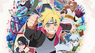 Nhá hàng  Boruto: Naruto Next Generations: Naruto gặp nguy Boruto ngược thời gian về ứng cứu