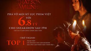 Màn comeback ấn tượng của Thất Sơn tâm linh - Phá vỡ kỷ lục doanh thu suất chiếu sớm