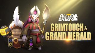 Auto Chess Mobile: Hướng dẫn đội hình Goblin Wizard cực mạnh với Grimtouch và Grand Herald