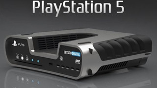 Cùng chiêm ngưỡng máy chơi game PlayStation 5 với thiết kế 3D