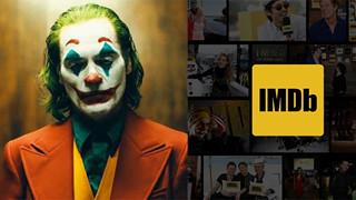 Fan cực bất ngờ với thứ hạng điểm số của Joker trên IMDb