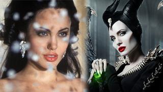 """""""Tiên hắc ám"""" Angelina Jolie - Phượng hoàng tái sinh từ tro tàn sau cuộc hôn nhân đổ vỡ với Brad Pitt"""