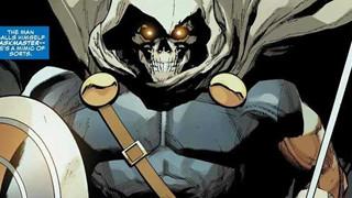 Bộ ảnh quảng bá phim Black Widow mang đến một Taskmaster siêu ngầu