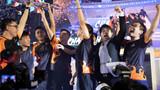 Team Flash - Nhà đương kim vô địch Thế giới thể hiện đẳng cấp tại Đấu trường Danh Vọng