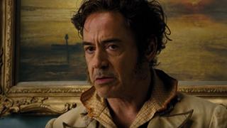 Nghỉ làm Người Sắt, Robert Downey chuyển sang làm bác sĩ thú y Dolittle