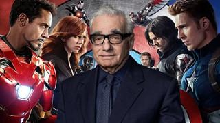 Martin Scorsese lại một lần nữa có phát ngôn gây tranh cãi về phim của MCU