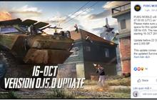 PUBG Mobile: Thời gian bảo trì ngày 15 tháng 10 cho bản cập nhật 0.15