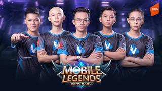 Danh sách tuyển thủ Mobile Legends: Bang Bang Việt Nam chính thức tham dự SEA Games 30