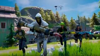Liên tục tiết lộ chi tiết về Fortnite Chapter 2, thanh niên ăn đơn kiện của Epic Games