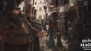 Harry Potter: Magic Awakened - Tựa game nhập vai chiến thuật đã chính thức ra mắt tại Trung Quốc