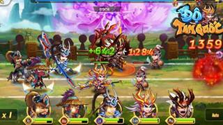 """Độ Tam Quốc - Game """"Tam Quốc Độ Tam Giới"""" đột phá bá đạo nhất 2019 chuẩn bị ra mắt thị trường game mobile Việt"""