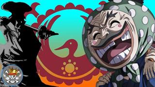 One Piece: Điểm qua những điểm tương đồng giữa Oden và Hercules, có sức mạnh phi thường nhưng vô cùng đào hoa