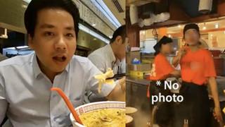 Drama Khoa Pug chỉ trích nữ phục vụ người Việt chỉ thẳng đũa vào mặt trong quán mỳ ở Nhật gây tranh cãi