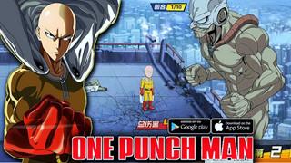 Tựa game One Punch Man Mobile chuẩn bị ra mắt game thủ toàn thế giới