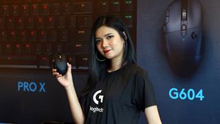 Logitech ra mắt chuột G604 Lightspeed cung cấp 240 giờ chơi game không dây và 5,5 tháng với Bluetooth