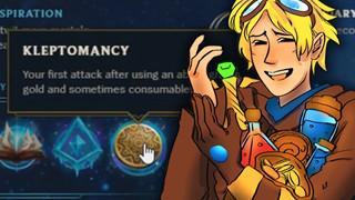 LMHT: Ngọc Đạo Chích mới có thể hack cả ngọc Dư Chấn, chế độ ARAM sẽ được chỉnh sửa