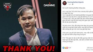 LMHT: Dashing Buffalo chính thức chia tay HLV Ling Cao Thủ sau một mùa giải gắn bó