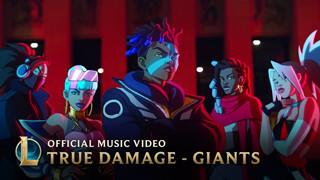 LMHT - Riot tung ra nhạc True Damage với lời nhạc cực chất