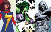 Tiết lộ 3 siêu anh hùng mới toanh sẽ gia nhập MCU trên kênh Disney+