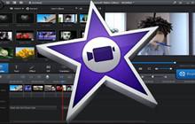 Với app iMovie người dùng có thể dựng một bộ phim Hollywood do mình  tự quay và làm biên tập
