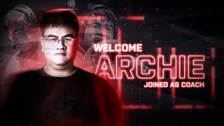 LMHT: Archie bất ngờ trở thành HLV của CERBERUS Esports sau một khoảng thời gian dài nghỉ ngơi