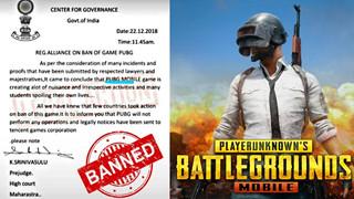 Game thủ lén chơi PUBG Mobile tại Ấn Độ sẽ bị cảnh sát và chính quyền bắt phạt