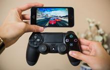 Hướng dẫn: Kết nối tay cầm PlayStation 4 với smartphone