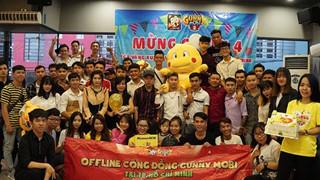 Game thủ Gunny Mobi hẹn hò đi offline tại Thành phố Hồ Chí Minh