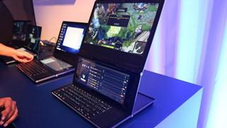 Youtuber tự chế laptop với 2 màn hình siêu độc, người xem hết lời khen ngợi