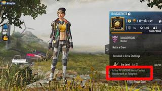Tài khoản top 1 PUBG Mobile châu Á công khai sử dụng hack/cheat khiến game thủ hoảng hồn