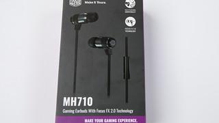 [Review] Tai nghe in-ear Cooler Master MH710: Đẹp, đơn giãn và sở hữu nhiều tính năng không thua tai phone cao cấp