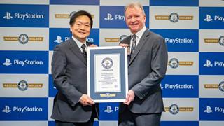 PlayStation nhận kỷ lục Guinness thế giới trong mục thương hiệu bảng điều khiển bán chạy nhất (450 triệu chiếc)