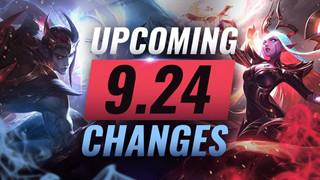 LMHT: Riot Games hé lộ bản cập nhật 9.24 cùng hàng loạt thay đổi lớn nhất