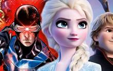 Giả thuyết mới của Frozen 2: Từ cổ tích đến thế giới dị nhân trong vũ trụ Marvel