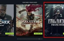 Final Fantasy giảm giá 0% nhưng vẫn xuất hiện trên danh mục khuyến mãi khiến game thủ than trời