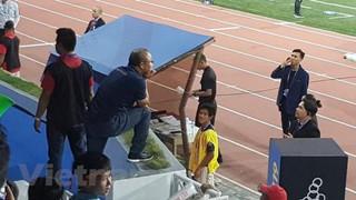 Vì sao Huấn luyện viên Park Hang-seo nhận thẻ đỏ trong trận Việt Nam - Indonesia